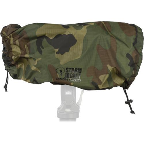 Vortex Media Pro SLR Storm Jacket Camera Cover, Medium P-SJ-M-C