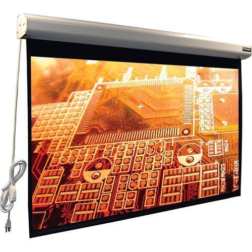 Vutec Elegante Motorized Front Projection Screen ELM050-067MWB1