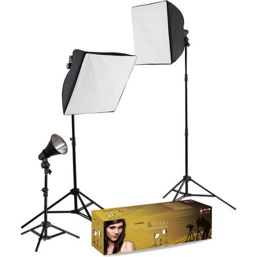 Westcott  uLite 3 Light Lighting Kit 403