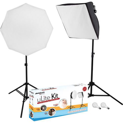 Westcott  uLite Two Light Kit 404