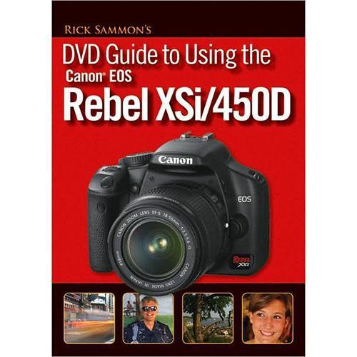 Wiley Publications DVD: Rick Sammon's DVD 978-0-470-44856-4