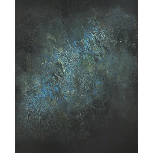 Won Background Muslin Renoir Background - Ore Blue - MR10811020