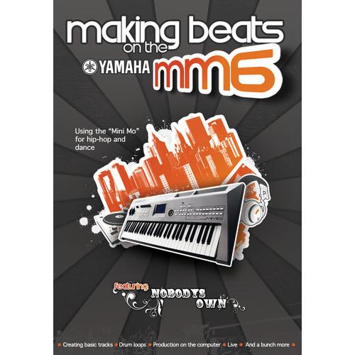 Yamaha DVD: Basic Navigation - USB to Cubase MM6 DVD
