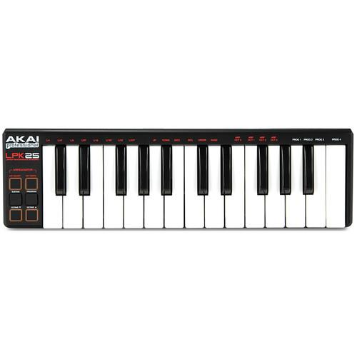 Akai Professional LPK25 - USB Laptop Performance Keyboard LPK25