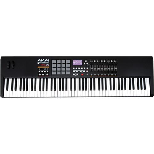 Akai Professional MPK88 - USB/MIDI Performance Keyboard MPK88