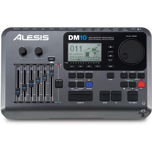 Alesis DM10 - High Definition Drum Module DM10 MODULE
