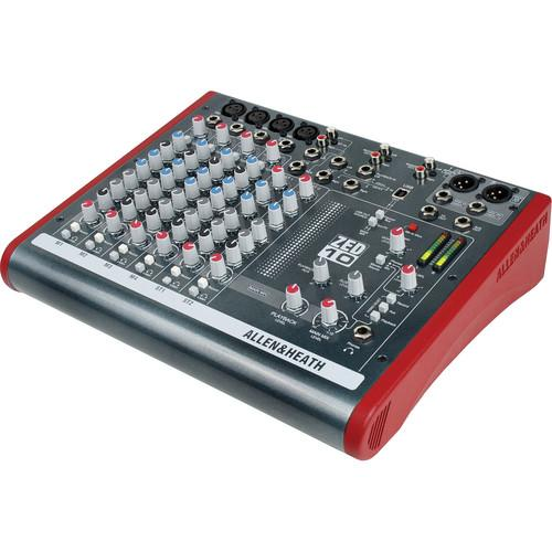 Allen & Heath ZED-10 Multi-Purpose Miniature Mixer AH-ZED-10