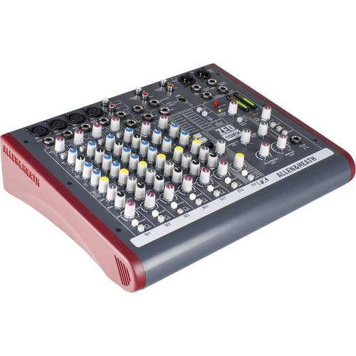 Allen & Heath ZED-10FX Multi-Purpose Miniature Mixer AH-ZED-10FX