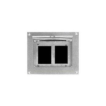 Altman Flush Wall Box - 2 Blank Panels FW-702-2-BLANK