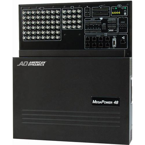 American Dynamics MegaPower 48 Plus Matrix ADMP48E