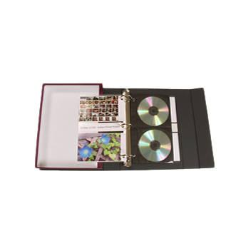 Archival Methods S-series Accent Binder Box Kit with CD 87-56CD2