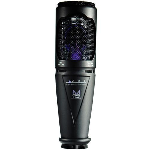 ART M-One/USB Cardioid Condenser USB Microphone M-ONE/USB