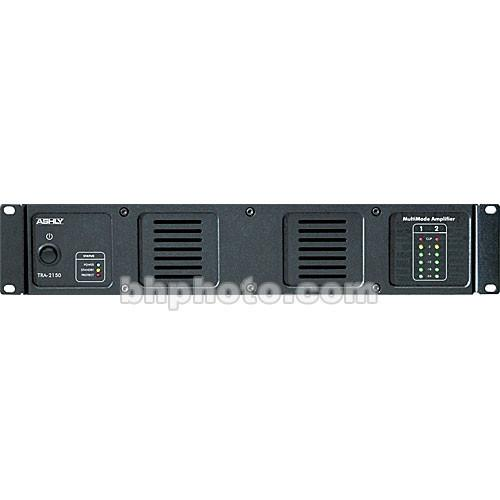 Ashly TRA-2150 - Rackmount Stereo Power Amplifier TRA-2150