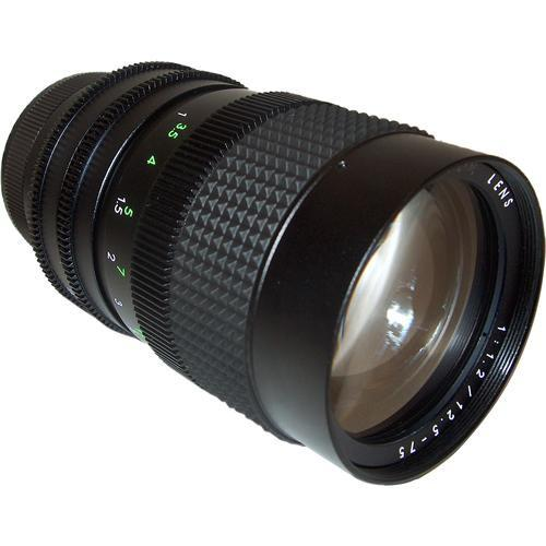 AstroScope 12.5-75mm f/1.2 C-Mount Zoom Lens 908006