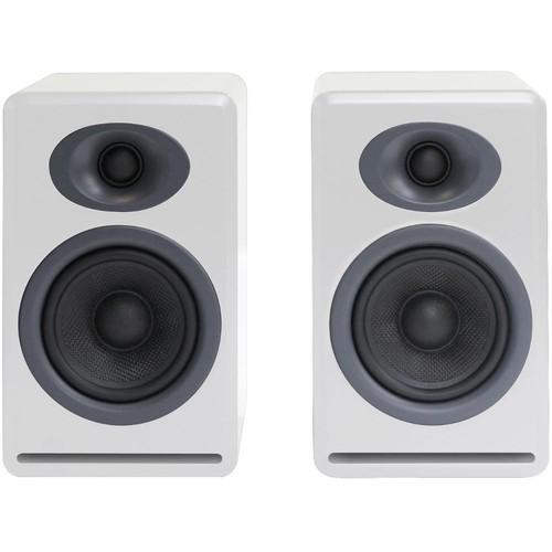 Audioengine P4 2-Way Passive Bookshelf Speakers AP4W