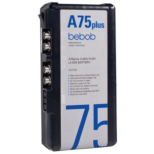 Bebob Engineering Li-Ion Gold Mount Battery BE-A75