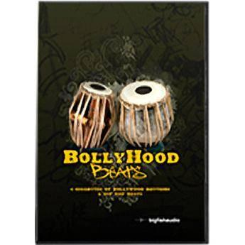 Big Fish Audio  Bollywood Beats BHBS1-ORWXZ