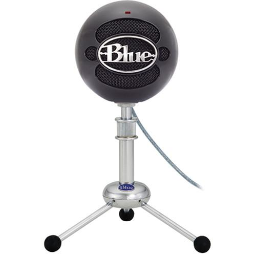 Blue Snowball USB Condenser Microphone with Accessory Pack 1912
