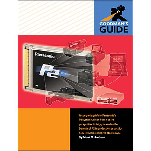 Books Goodman's Guide to the Panasonic P2 ISBN 0-975340 - 5-X