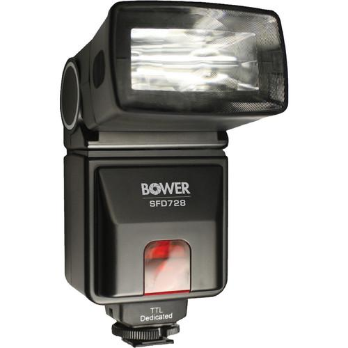 Bower SFD728 Autofocus TTL Flash for Sony/Minolta Cameras