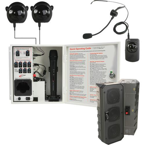 Califone PA-IRSYS Installed Infrared Audio System PA-IRSYS