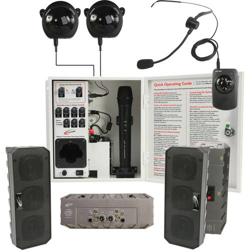 Califone PA-IRSYSB Installed Infrared Audio System PA-IRSYSB