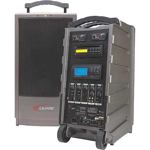Califone PA919SD Integrated Portable PA System PA919-SD
