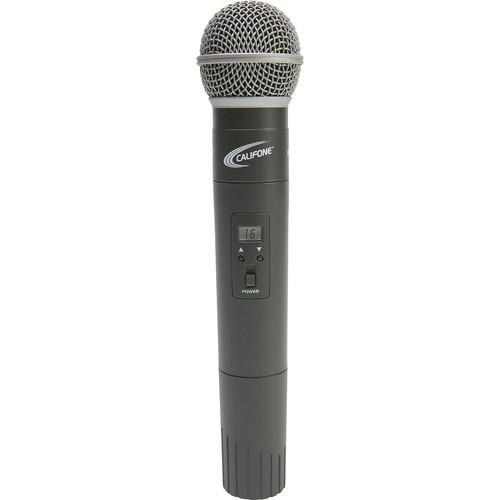 Califone Q319 Handheld Wireless Mic for PA319 and PA919 Q-319