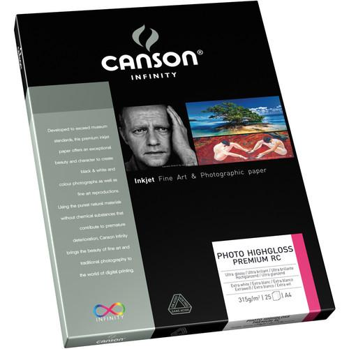 Canson Infinity 2280 Photo HighGloss Premium RC Paper 200002280
