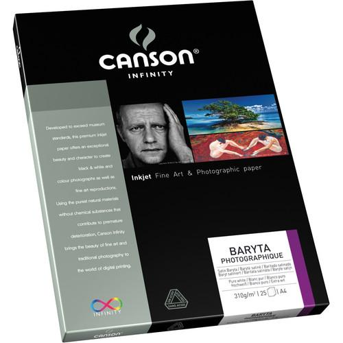 Canson Infinity 2296 Baryta Photographique Inkjet 200002288