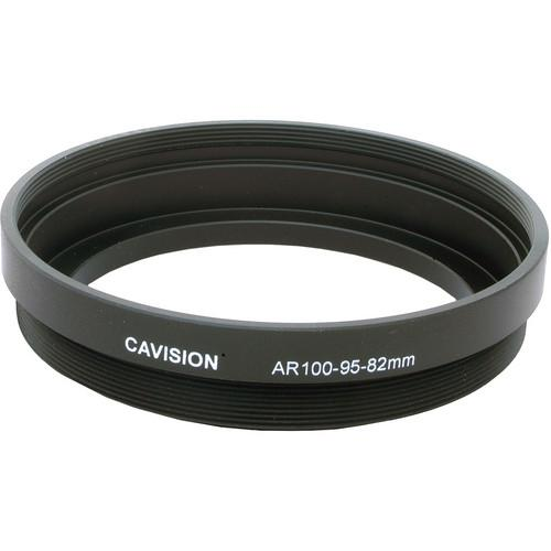 Cavision AR100-95-82 AR Step-Up Ring 82-100mm Front AR100-95-82