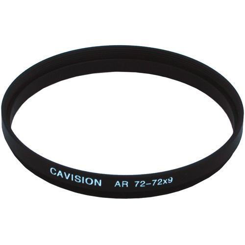 Cavision AR72-72X9 Adapter Ring for LWA06X72 RED 18-50 AR72-72X9