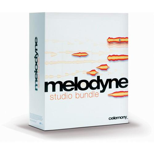 Celemony Melodyne3 studio bundle - Pitch Shifting and 10-11051