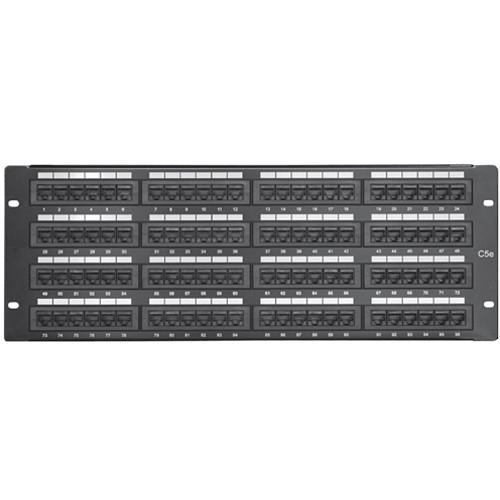 Comprehensive PP96P5E 96-Port CAT-5E Patch Panel PP96P5E