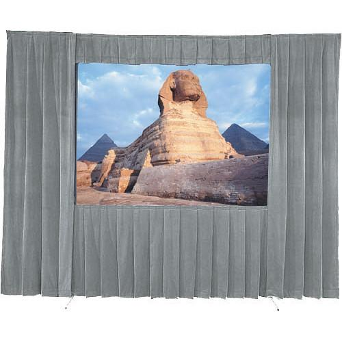 Da-Lite Drapery Kit for Fast-Fold Deluxe Projection 88744KGR
