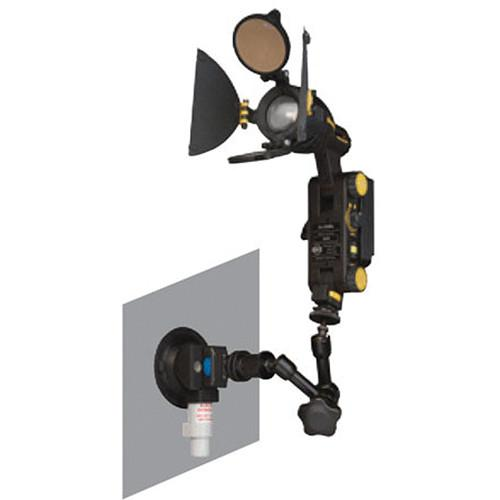 Dedolight Suction Mount with Articulated Arm for Ledzilla DV3GA