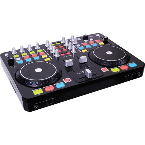 DJ-Tech i-Mix Reload MKII DJ Control Surface IMIXRELOADMKII