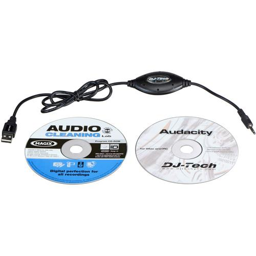 DJ-Tech Mini-2-USB - 1/8
