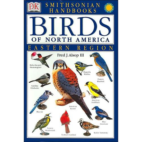 DK Publishing Book: Birds of North America - 9780789471567