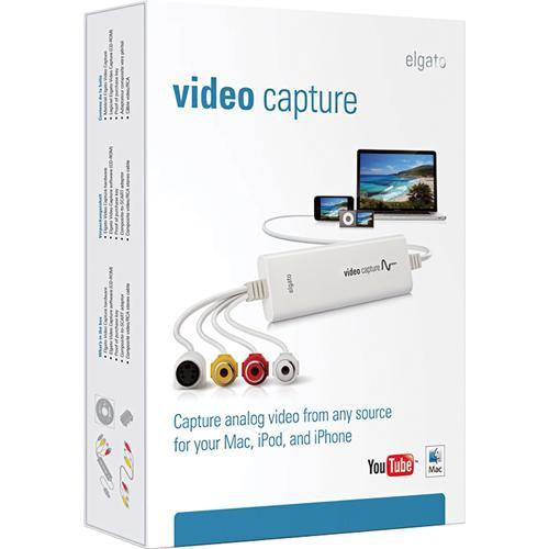 Elgato Systems USB Analog Video Capture Device 10020840