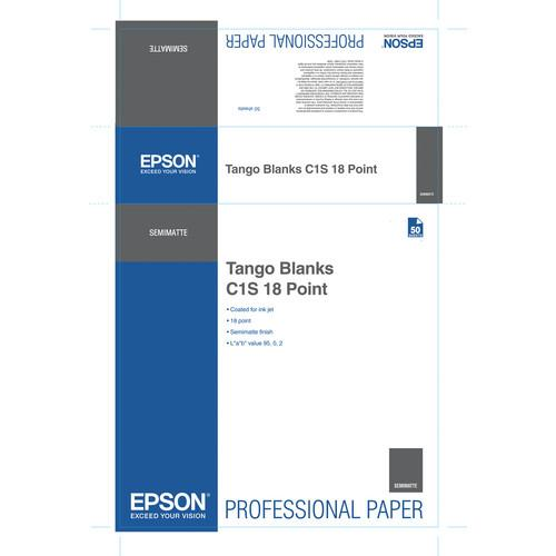 Epson S045171 Tango Blanks C1S 18 Point Proofing Paper S045171
