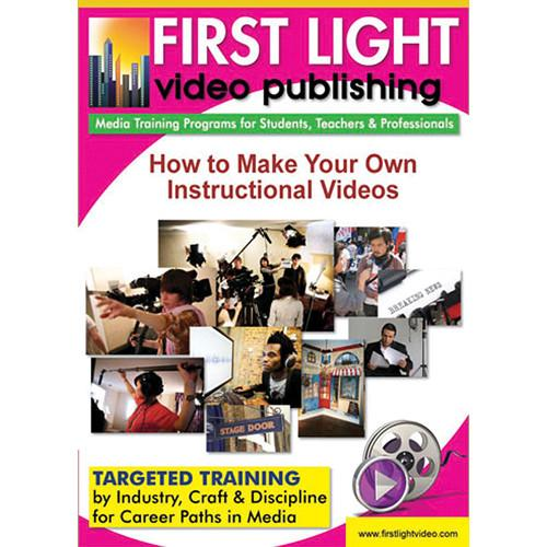First Light Video DVD: How To Make Your Own F1109DVD
