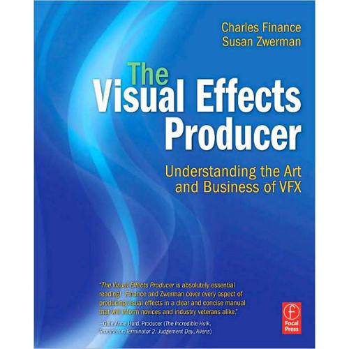 Focal Press Book: The Visual Effects Producer, 978-0-240-812632