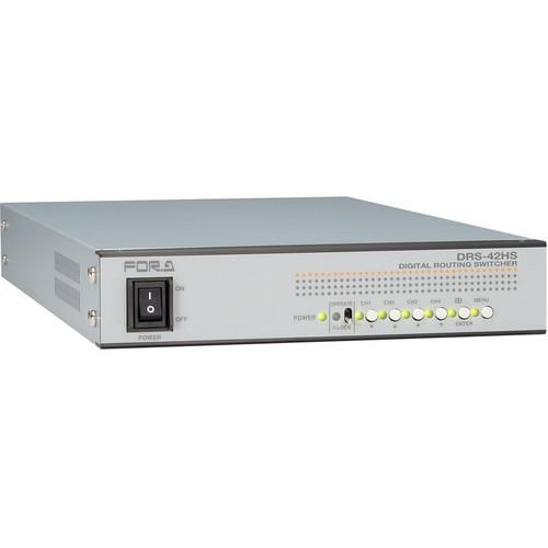 For.A  DRS-42HS  HD/SD Routing Switcher DRS-42HS