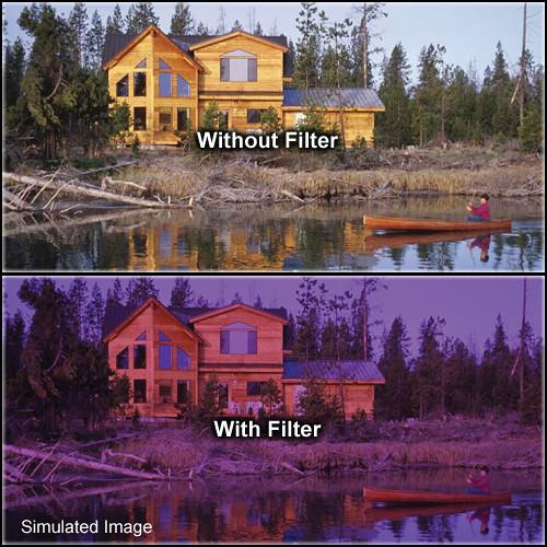 Formatt Hitech 67mm Solid Grape 2 Filter BF 67-2-GRA