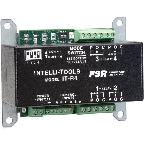 FSR  IT-R4 Relay Module IT-R4