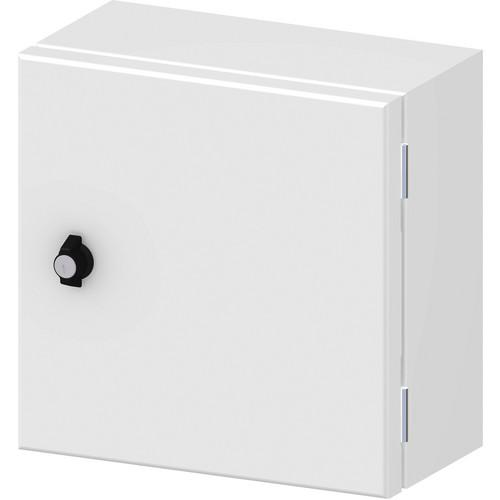 FSR Outdoor Wall Box with Solid Cover (White) OWB-CP1-WHT