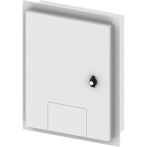 FSR Weather Box with Flush Mount Cover (White) OWB-X3-FM-PLT