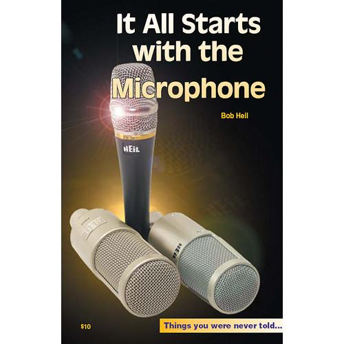 Heil Sound Book: It All Starts with the Microphone PROBOOK