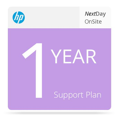 HP 1-Year Next Business Day Onsite DMR Support UK506PE